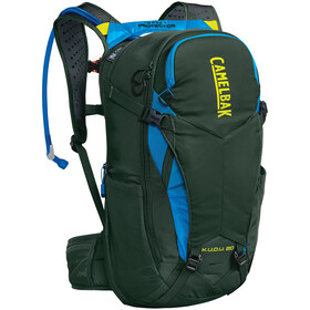 CamelBak K.U.D.U. Protector 20 Backpack dry deep forest/brilliant blue